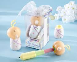 baby favors baby on board expandable pen in car seat packaging baby shower