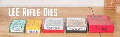 lee rifle dies in depth overview and setup u2013 ultimate reloader