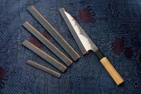cork lined blade covers u2014 shi han fine knives