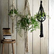 Hanging Indoor Planter by These Hanging Indoor Planters Are Just The Ticket For Would Be