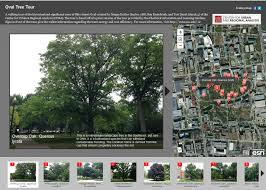 Ohio State University Campus Map by Trees Of The Oval A Walking Tour Chadwick Arboretum U0026 Learning