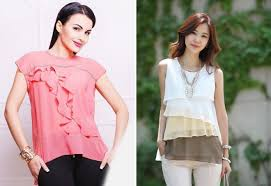 chiffon blouses for chiffon blouses is the best model for all occasions eye makeup