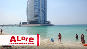 burj al arab beach outside inside yacht u0026 pool hd youtube