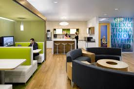 Office Color by Small Business Office Design With Green Color Schemes And Using