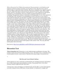 discussion text nuclear power technology