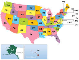 map usa states abbreviations united states list of state abbreviations and capitals