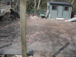 backyard landscape in cobourg wooden shoes landscaping i 905 432