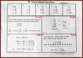 Common Core Math Worksheets Tracking Student Progress And Mastery Primary Teachspiration