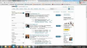 Advanced Search How To Use Linkedin Advanced Search With Boolean Operators Youtube