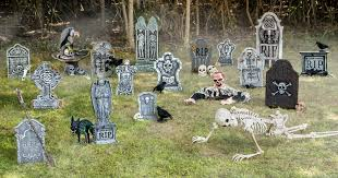 turn your yard into a graveyard wholesale halloween costumes blog