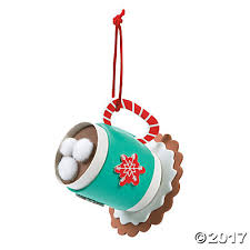 cocoa ornament craft kit