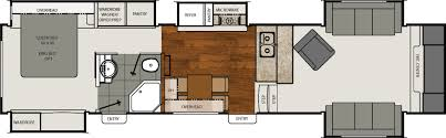 Fifth Wheel Floor Plans Front Living Room 2017 Coachmen Chaparral 370fl Front Living Lot 8 Stock 5819 Year