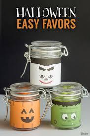 free halloween printables for favor jars darice free