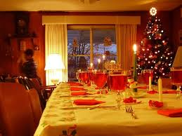 Christmas Decoration For Your Room by Christmas Decor Ideas The Dining Room