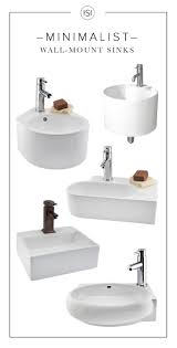 Bathroom Faucet Ideas Wall Mount Bathroom Sink Faucet Sinks And Faucets Decoration
