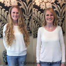 before and after picuters of long to short hair before and after hairstyles hair extensions color cut