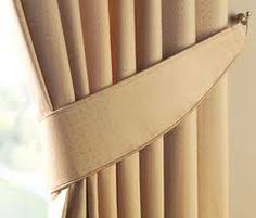 Tie Backs Curtains How To Make Curtain Tie Backs Home Ideas Pinterest Curtain