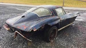 split window corvette value serious impact 1963 corvette split window