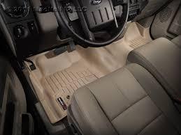 Ford F350 Truck Floor Mats - weathertech floor liners gallery in connecticut