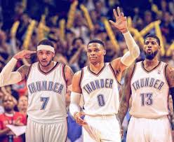 carmelo anthony gives oklahoma city a different brand of isolation