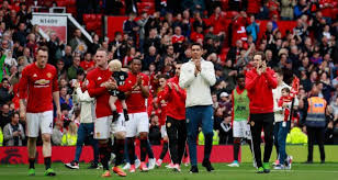 Manchester United Manchester United To Play Friendly Match In Dublin