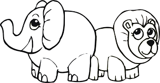 stuffed animal coloring page free download