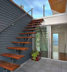 Staircase Ideas For Small House 32 Floating Staircase Ideas For Contemporary Home Interior