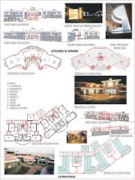 dormitory floor plans rani laxmibai military for girls designshare projects