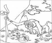 nala coloring pages simba and pumbaa 2de5 coloring pages printable