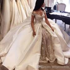 luxury wedding dresses luxury gown wedding dresses 2017 saudi arabia cap sleeve lace