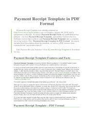 paid receipt template word payment receipt 5 free templates in pdf word excel download payment receipt template