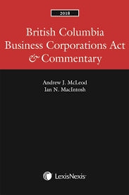 lexisnexis business search british columbia business corporations act u0026 commentary 2018