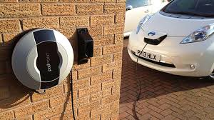 nissan leaf charging points lincolnshire firm installs electric car charging points for 1p