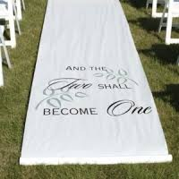 aisle runners for weddings wedding aisle runners personalized aisle runner wedding favors