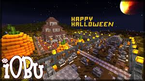 hallowen download haunted house cemetary minecraft halloween timelapse let u0027s