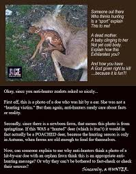Hunting Season Meme - opinions of an arrogant hound an open letter to anti hunters bonus