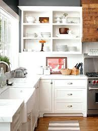 Kitchen No Cabinets Kitchen Cabinets No H And Les White Gloss Kitchen No Handles