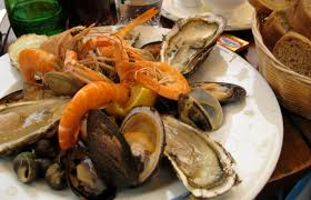 la cuisine de la mer fruits de la mer the platter that jumped out of the sea food and