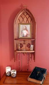 Catholic Home Decor Catholic Home Altar Ideas Catholic Home Altars On Pinterest Home