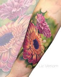 the 25 best gerbera daisy tattoo ideas on pinterest daisy