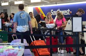 southwest airlines still dealing with significant delays after