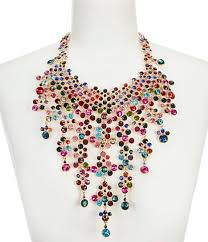 long turquoise necklace images Women 39 s long necklaces dillards jpg