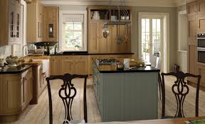 kitchen dazzling cool classic islay inframe light oak painted