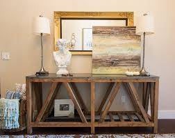 Door Entry Table by Reader Design Kathleen U0027s Impeccable Emerald Accents U2014 Stylemutt