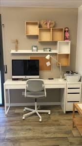 Ikea Home Office Ideas by Best 25 Micke Desk Ideas On Pinterest Ikea Small Desk Desk