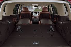 gmc yukon trunk space 2015 chevrolet tahoe suburban gmc yukon xl denali photo gallery