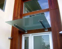 Window Awning Brackets Crl Arch Glass Awnings