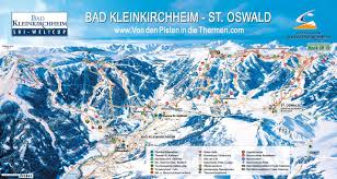 Colorado Ski Areas Map by Bad Kleinkirchheim Piste Map Free Downloadable Piste Maps