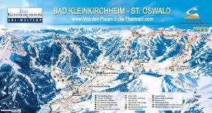 Ski Resorts In Colorado Map by Bad Kleinkirchheim Piste Map Free Downloadable Piste Maps