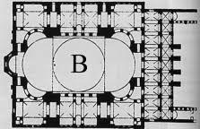 floor plan of hagia sophia floor plan of hagia sophia